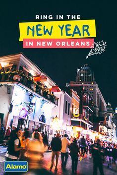 Check out our travel guide to ringing in the New Year in New Orleans with friends, family or that special someone.  From food to fireworks, we'll tell you where to find the exciting side, the romantic side and even the family-friendly fun side of the Big Easy. Of course, if you're looking to party while on vacation, we have the insider tips to cover that too.