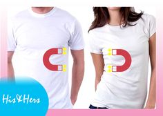 >>MAGNETIZED  Gift for boyfriend / girlfriend?Purchase our Couple shirts at our Introductory price! For inquiries & Customization, Message us on FB for further details.  :) https://www.facebook.com/HisAndHersWear #coupleshirt #coupletee #Tshirt #Tee #Love #Customize #Mine #couple #girl #boy #girlfriend #boyfriend #heart #magnet