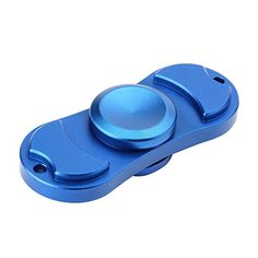 #PopularKidsToys Just Added In New Toys In Store!Read The Full Description & Reviews Here - LED Lighting Fashion Colorful Hand Metal Spinner Toy,Stress Reducer High Speed Bearing Finger Toy Can Continue to Rotate for 1-3 minutes - for Fidget Adult Children,Office Desk Gadget,Outdoor … -