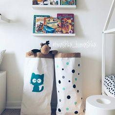 Эко-мешки для игрушек и не только