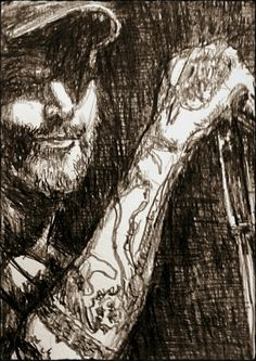 Ben Nichols sketch
