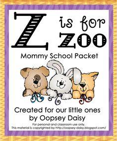 She has lots of preschool packets for free. Here is the Zoo Trip with Preschool packet. Zoo Preschool, Preschool Letters, Preschool Themes, Preschool Printables, Preschool Lessons, Toddler Preschool, September Preschool, Toddler Fun, Kindergarten Classroom