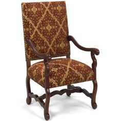 Parker Southern 762 C Deaton Arm Chair Available At Hickory Park Furniture  Galleries