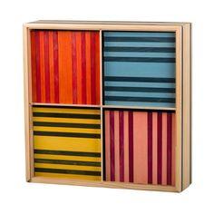 Holzbausteine octocolor von Kapla online bei itkids!