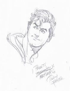 Superman de Rags Morales