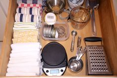 Our Food Editor used the KonMari Method on her Kitchen . . .check out her experience and then let us know what you think!