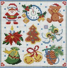 Thrilling Designing Your Own Cross Stitch Embroidery Patterns Ideas. Exhilarating Designing Your Own Cross Stitch Embroidery Patterns Ideas. Cross Stitch Christmas Ornaments, Xmas Cross Stitch, Christmas Cross, Counted Cross Stitch Patterns, Cross Stitch Designs, Cross Stitching, Cross Stitch Embroidery, Embroidery Patterns, Hand Embroidery