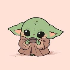 T on me patiently waiting for the next episode of themandalorian i star wars anime hintergrundbilder every picture we have of baby yoda for all your general and meme ing needs Cartoon Wallpaper Iphone, Disney Phone Wallpaper, Cute Cartoon Wallpapers, Cute Disney Drawings, Cute Kawaii Drawings, Adorable Drawings, Cute Cartoon Drawings, Cartoon Lion, Baby Cartoon