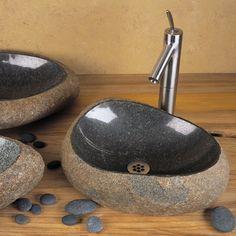 Natural Wabi Sink