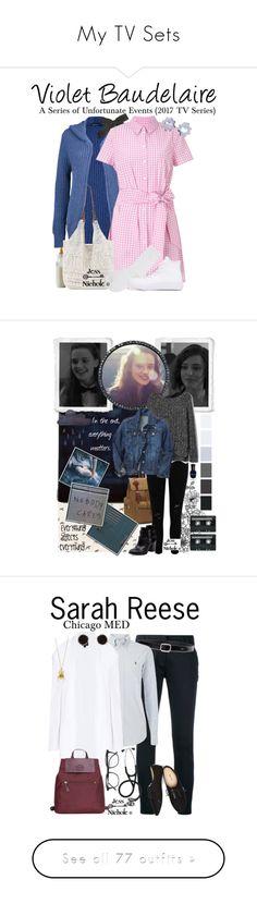 """My TV Sets"" by jess-nichole ❤ liked on Polyvore featuring Boohoo, Miss Selfridge, The Sak, M&Co, Converse, NOVICA, art, Eleventy, Lauren Ralph Lauren and Polo Ralph Lauren"