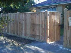 Fences Inspiration - JND Timber & Steel - Australia | hipages.com.au