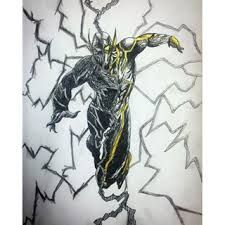 flash godspeed dc comics