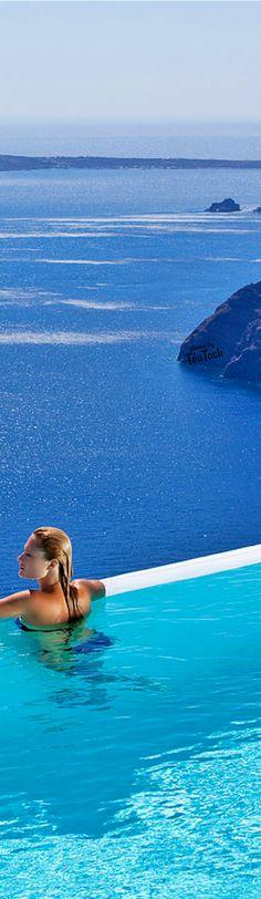 ❇Téa Tosh❇ Santorini, Greece