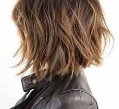 Image result for short layered hair