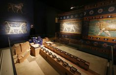 A look around Babylon at the British Museum | Art and design | guardian.co.uk