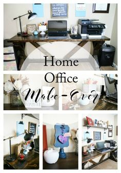 Home Office Make-Ove