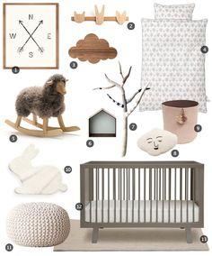 Little Gatherer nursery moodboard Baby Room Decor, Nursery Room, Boy Room, Kids Bedroom, Nursery Decor, Nursery Ideas, Room Ideas, Nursery Neutral, White Nursery