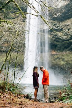 Marriage Proposal at Silver Falls, Oregon-_0007