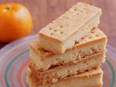 Citrus Shortbreads from FoodNetwork.com