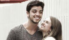 Rodrigo Simas e Juliana Paiva - Bruno e Fatinha