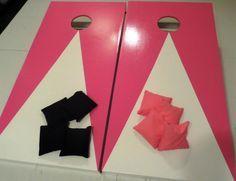 Make Cornhole Boards