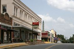 Leesville, LA. By far one of my favorite places to go in the summer! <3.....I think I would prefer it in the winter but I,m an ole Michgander!