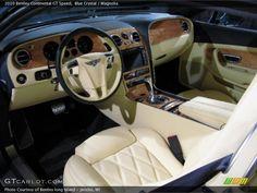 blue bentley continental gt | Blue Crystal / Magnolia 2010 Bentley Continental GT Speed Photo #7