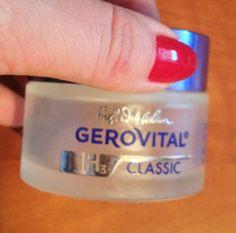 Gerovital H3 Classic Nourishing Anti-Wrinkle Night Cream - guest review