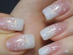 So elegant for a little wintery bling! winter
