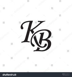 Monogram Logo, Initials Logo, Free Printable Alphabet Letters, Alphabet Art, B Letter Images, Lettering Design, Logo Design, Metal Wall Letters, Graffiti Wallpaper Iphone