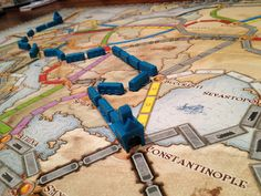 Board games that are intellectually stimulating :)
