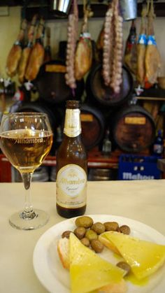 Tapas Bar in Spain