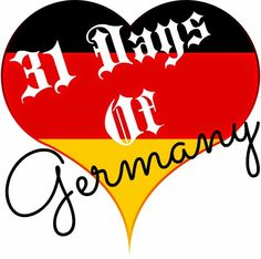 La Maison des Tortues: 31 Days of Germany 31 Days, Writing, Home, Being A Writer