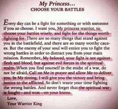 Princess Warrior - Must make into a plaque of some kind for my girls room.