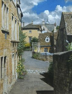 Rosemary Lane, Bradford-on-Avon, Wiltshire, England.