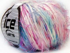 Bunny Soft ~ Treasure's Bargain Yarns  (Cost includes worldwide shipping, with free upgrade to 2-day delivery to Ireland/UK)