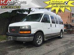 2003 GMC Savana Passenger For Sale In Ridgewood NY Conversion Vans