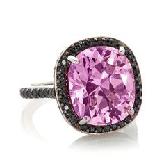 Jean Dousset Absolute™ and Created Gemstone Ring