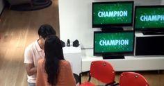 Nova campanha da Heineken testa o poder de convencimento dos maridos. >> Confira o Vídeo https://innovatepublicidade.wordpress.com/2013/05/14/heineken-marido-precisa-convencer-esposa-a-comprar-cadeiras-carissimas/