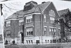 North Street School, Piqua, Ohio