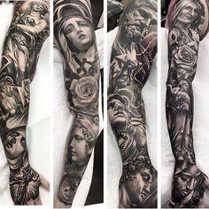 "7,502 curtidas, 28 comentários - @tattoobild no Instagram: ""#tattoo #tattoos #tattooed #tattoart #tattooartist #tattoodesign #tattooshop #tattooing #tattoomen…"""