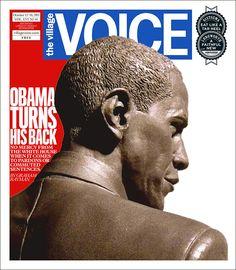 Revista The Village Voice (EEUU) - 12 de octubre de 2011. El artículo aborda la firme postura de la Administración Obama frente a los indultos y conmutaciones de pena. http://www.villagevoice.com/2011-10-12/news/begging-your-pardon-president-obama-clemency-/