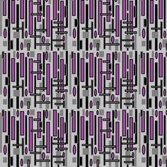Smokey_Jazz fabric by skcreations,_llc on Spoonflower - custom fabric