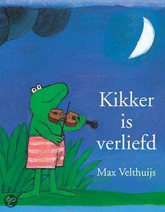 bol.com | Kikker is verliefd, Max Velthuijs | 9789025840693 | Boeken