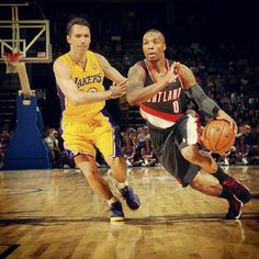 Damian Lillard Held His Own Against The Former  Two-Time MVP