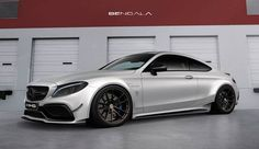 Mercedes C63 AMG Coupe Archives - Motorward