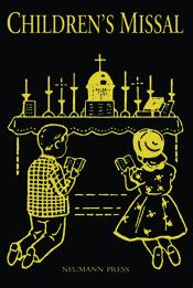Latin Mass children's missal