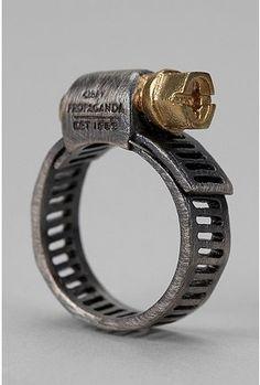 OBEY Crimp Ring