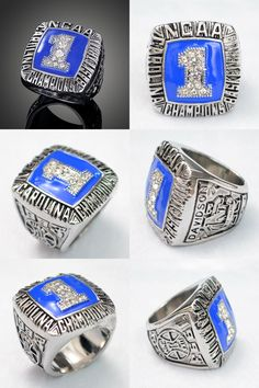 [Visit to Buy] New Arrival 1993 NCAA basketball national champions North Carolina State University sale replica championship rings #Advertisement