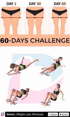 Side to side push ups are a challenging but reliable weight loss workout. This video goes through a version of the workout for newbies and an advanced variation of the exercise. Fitness Workouts, Leg Day Workouts, Fitness Memes, Easy Workouts, Fitness Motivation, Workout Memes, Workout Videos, 60 Day Challenge, Leg Workout Challenge